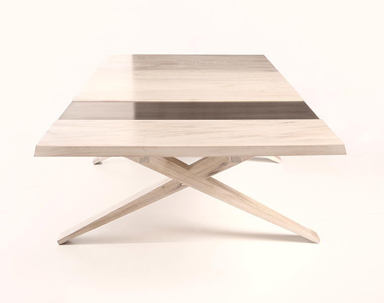 Snowy Elm Coffee Table