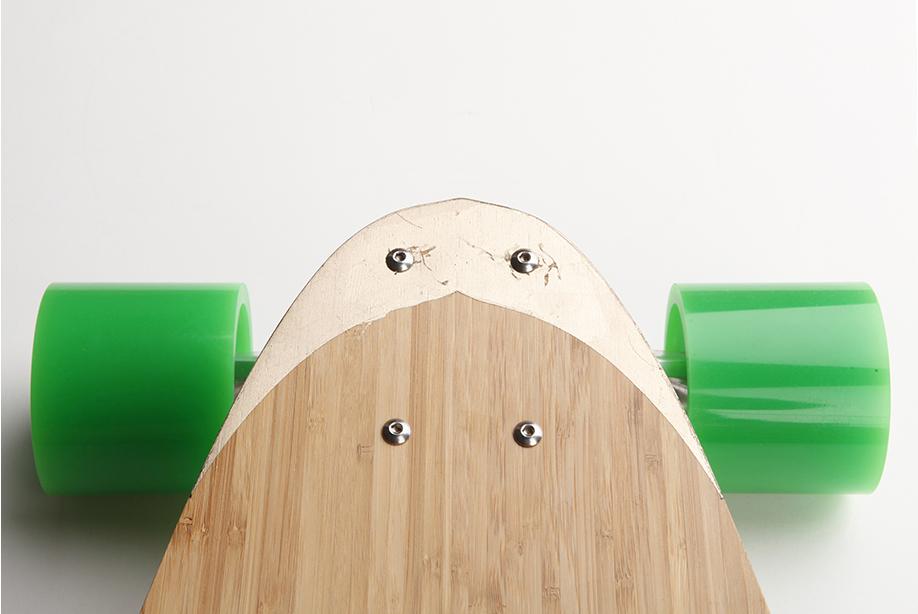 Artisan longboard